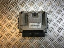 12-17 FORD FIESTA MK7 1.0 PETROL MANUAL ENGINE ECU G1B1-12A650-KE