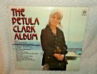 """The Petula Clark Album 12"""" LP Album Vinyl Record 1972"""