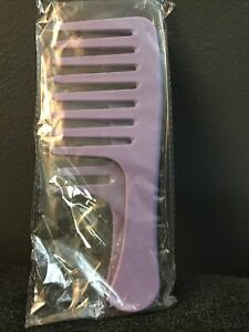 MONAT Hair Limited Edition Wide Toothed Wet Purple Combs 2Pc/ SAME DAY SHIPPING!