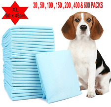 More details for large wee wee pads heavy duty dog puppy training pad floor toilet mats 60 x 45cm