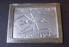 "PRO HART Solid Silver ""BROKEN HILL ANT"" Ingot"