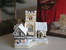 "Vintage David Winter A Christmas Carol 6"" 1989 John Hine Great Britain Mint"