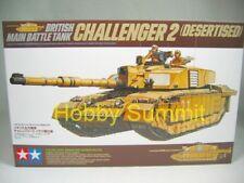 Tamiya 1/35 British  CHALLENGER 2  Desert  MBT  Modern Tank Iraq Gulf War  35274