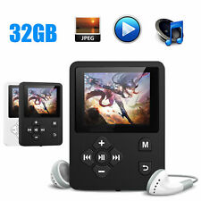 Portable HiFi MP3 Music Player with FM Lossless Sound Voice Recorder up to 32GB