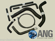 TRIUMPH DOLOMITE 1850, 1850HL RADIATOR, WATER COOLING RUBBER HOSE KIT