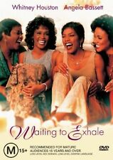 Waiting To Exhale (DVD, 2004) - Very Good Condition