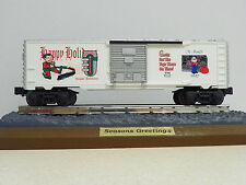 LIONEL O SCALE R-T-R 1997 CHRISTMAS BOXCAR