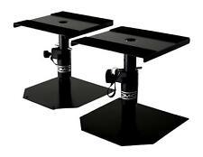 B-WARE Ständer Stativ Studio Monitor Paar Lautsprecher DJ Speaker Boxen Stand