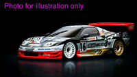 1/10 Lexan Clear RC Car Body Shell for M-Chassis Honda NSX BODY