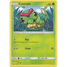 Grass 3x Quantity Pokémon Individual Cards