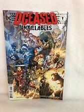 DC Dceased Unkillables #1 (reg cvr) by (W) Tom Taylor (CA) Howard Porter