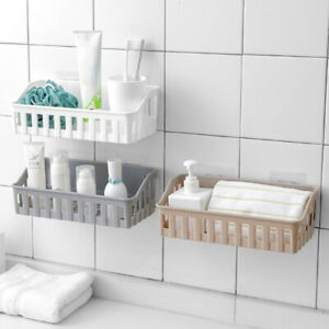 Free Punch Wall Corner Bathroom Shelves Shelf Shower Shelf Holder Storage Rack