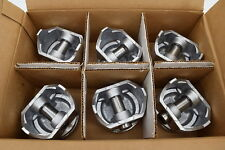 "Perfect Circle TC2130.020 Engine Piston Set .020"" Fits 1981-1987 GM 2.8L"
