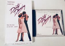 Dirty Dancing 1987 film (VHS and Movie Soundtrack CD) Patrick Swayze