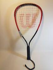 Wilson Fire XT Air-Lite Alloy Racquetball Racquet XS 3-7/8
