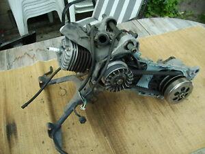 Komplettmotor Motor kpl. Zündung Anlasser Keeway RY8 Tauris ATU Explorer Race
