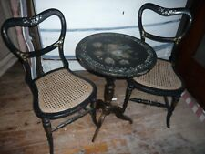 Stühle armlehnstuhl Stuhl Sessel Tisch Hocker Biedermeier Teetischchen  Sofa