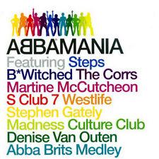 Abbamania - 12 Track CD Album ABBA Covers Madness Steps Westlife Culture Club