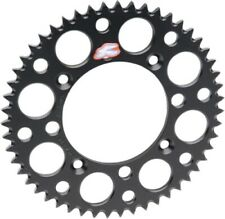 Renthal Rear Sprocket 52 Tooth Black HONDA CR125R CR250R CR500R CRF150F etc 52