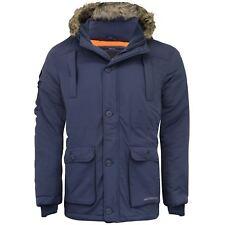 099ecf133e Mens Crosshatch BRAND Heavy Weight Bubble Hood Padded Winter Coat Jacket  Total Eclipse L
