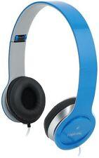 Headset / Kopfhörer LogiLink Stereo HS0031 Stereo, incl. Mikrofon, Kabel (1,20m)