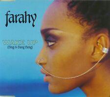 Maxi CD - Farahy - Wake Up (Ding-A-Dang-Dong) - #A2556