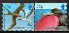 Ascension Island Fauna Birds rare set 1972 MNH