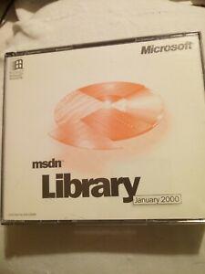Microsoft MSDN Library (January, 2000)  X05-33092
