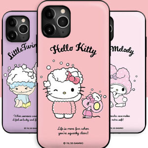 Hello Kitty Friends Shampoo Magnetic Card Case Galaxy S10 S10 Plus S10e S10 5G
