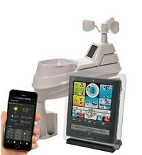 AcuRite 01036M Wireless Weather Station Programmable Alarm Gray Display Version2