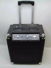 ION BLOCK ROCKER SOUND SYSTEM,BLUETOOTH,RADIO,AM,FM,MIC,AUX,USB CHARGER