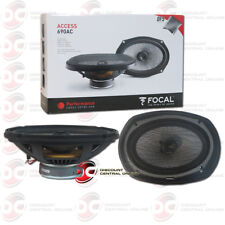 """BRAND NEW FOCAL 6x9"""" 2-WAY CAR AUDIO COAXIAL SPEAKERS (PAIR) 6 x 9 - INCH"""