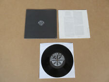 """CRASS How Does It Feel ( To Be The Mother Of A Thousand Dead ) ? 7"""" RARE ANARCHO"""