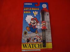 Super Mario Brothers Bros. Nintendo NES Retro Watch BRAND NEW Sealed 1992 Black