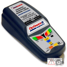 CARICA BATTERIE - TESTER OPTIMATE 6 TECMATE TM180