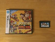 Mario vs Donkey Kong: Mini-Land Mayhem (DS) and Super Mario World Advanced (GBA)