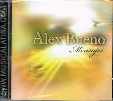 Alex Bueno Mensajes     BRAND NEW SEALED  CD