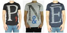 JACK & JONES Herren-T-Shirts aus Baumwolle mit L