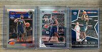 Zion Williamson New Orleans Pelicans Rookie Lot Mint PSA Invest