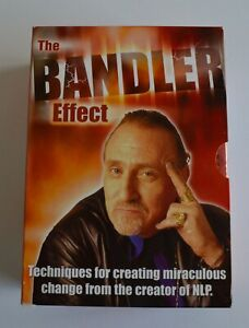Richard Bandler - The Bandler Effect - 5 DVD Set