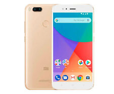 MOVIL XIAOMI MI A1 4GB 64GB DORADO ver Global Precintados