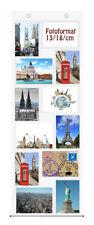 13x18 Bilderrahmen Postkarten Foto Bild Collage Fototaschen Fotowand Fotovorhang