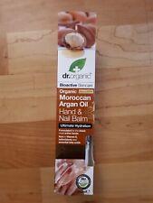 Dr ORGANIC  Bioactive Moroccan Argon Oil Hand & Nail Balm Nib