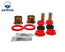 Energy Suspension Axle Pivot Bushing Set Red Rear for Ford, Mazda # 4.3133R
