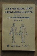 Rarität Akupunktur Atlas in chinesisch/englisch original aus China Acupuncture