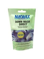 Nikwax Bas Wash Direct Cleaner 100 ml pour Down Filled vêtements Water repellenc...