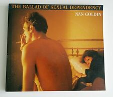 NAN GOLDIN- FIRST EDITION 1986- THE BALLAD OF SEXUAL DEPENDENCY-EXCELLENT