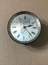 Antique Sam Hammont Hammond Co Ships Chronometer Chronomtre Clock Parts