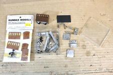 More details for dundas models hoe narrow gauge coach & kit built locomotive parts oa