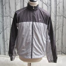 "Nike Track Suit Top Jacket Men's Two Tone Grey Size S Small 35"" - 37"""